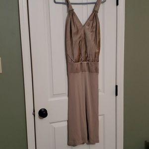 Maria Bianca nero Gatsby inspired dress size small
